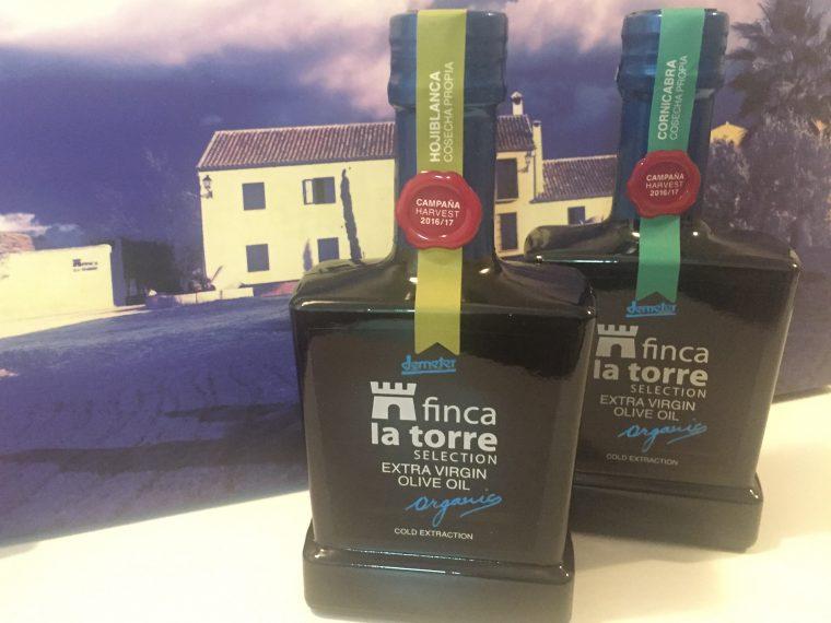 Finca la torre, un aceite de oliva biodinámico