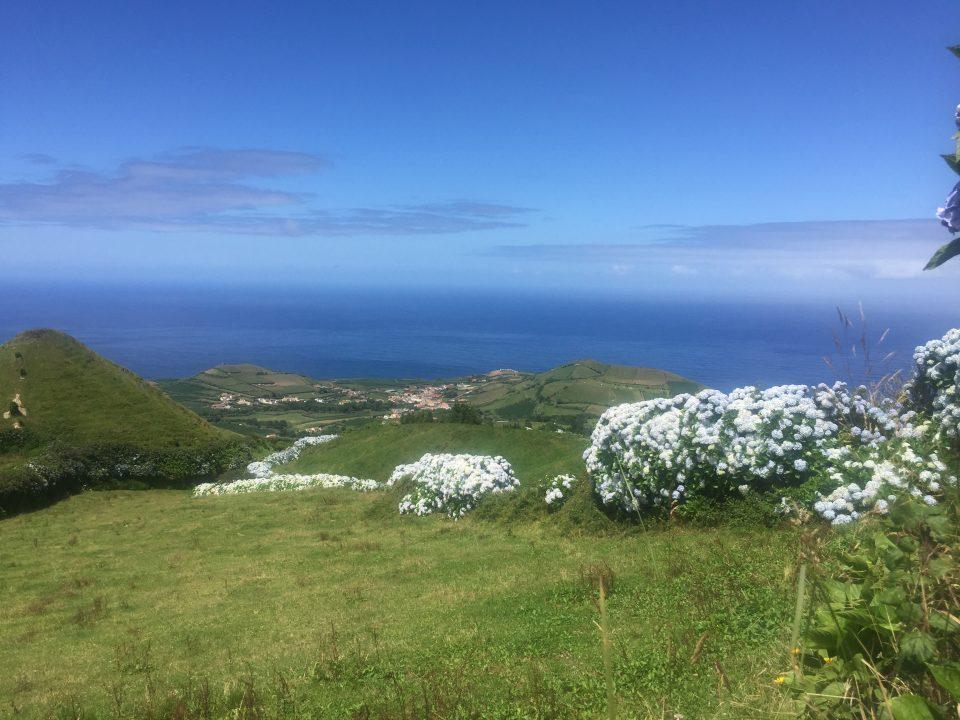 Viaje por los sabores de la isla de San Miguel, Las Azores